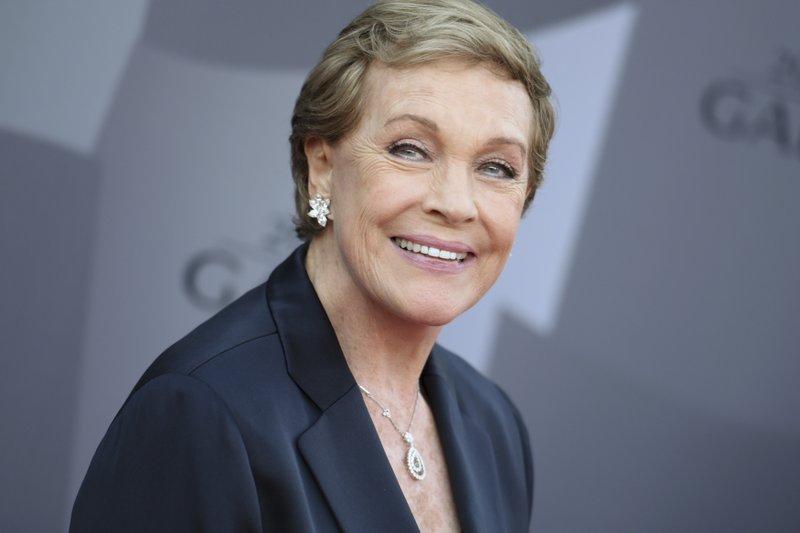 American Film Institute postponing gala with Julie Andrews