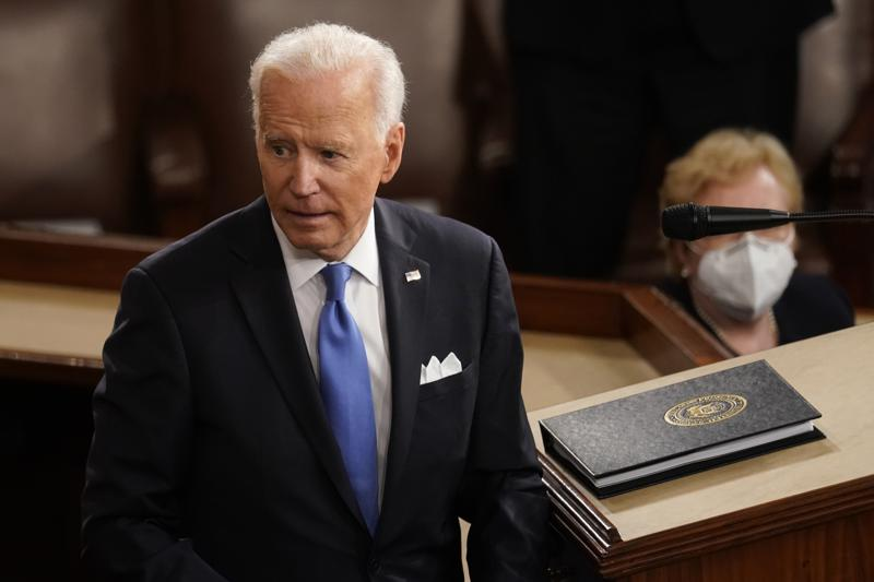 Biden declares the government is the solution to many of the nation's problems