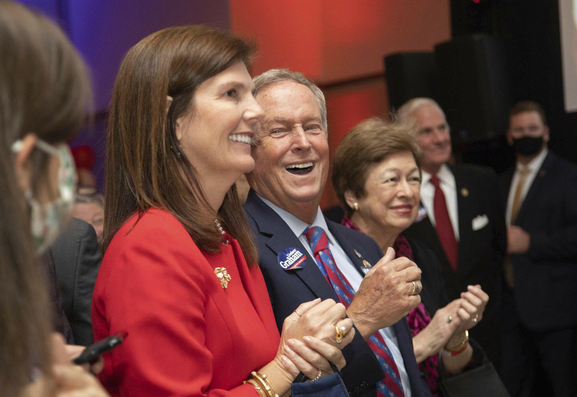 6 Incumbents Including Wilson Win Us House Races In Sc Congressman joe wilson speaks on continued economic recovery. 6 incumbents including wilson win us