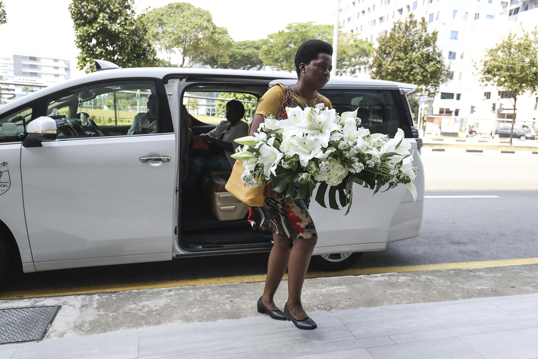Mugabe to be buried at hilltop shrine in Zimbabwe