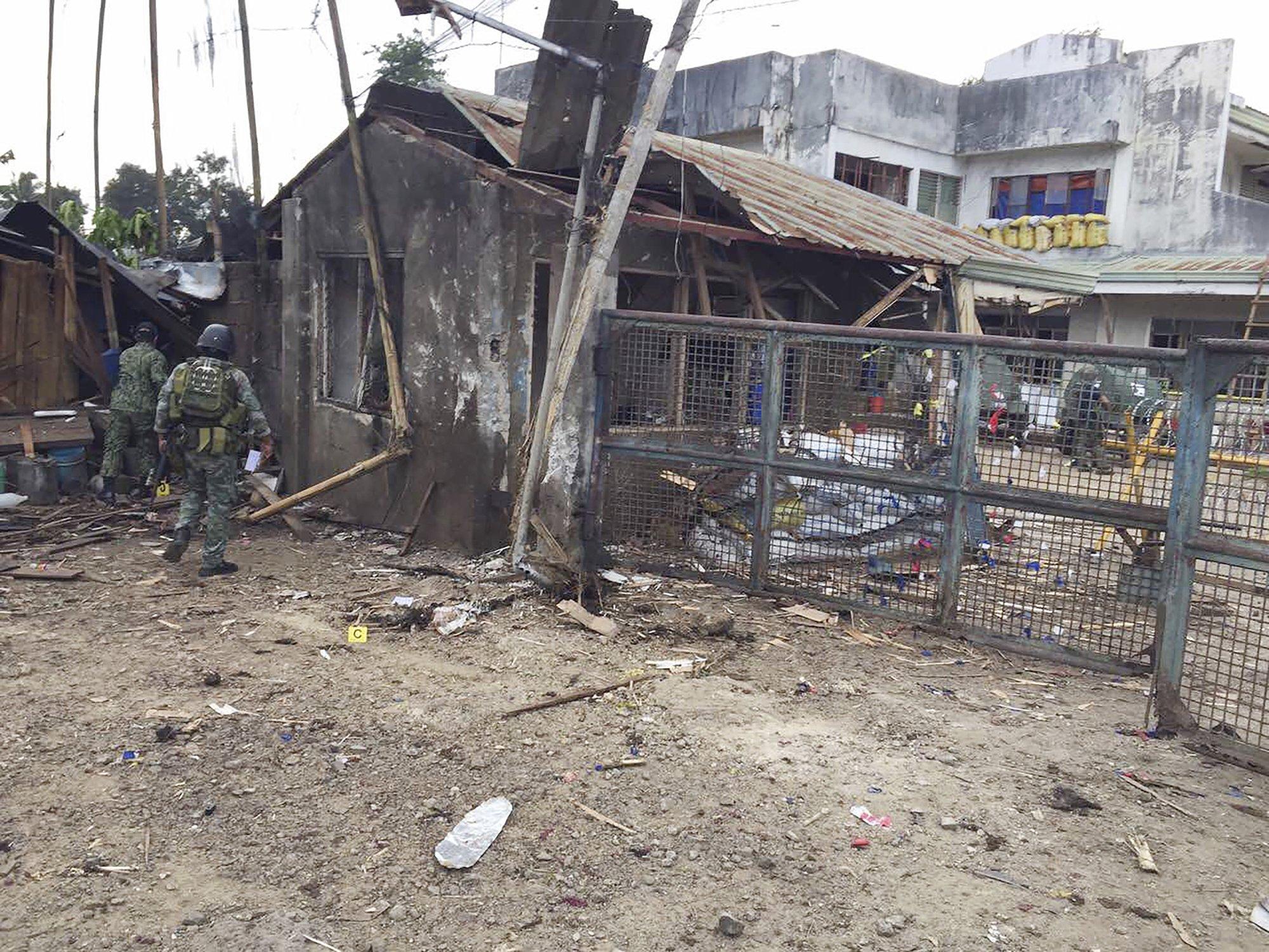 Philippines: 1st known Filipino suicide attacker identified