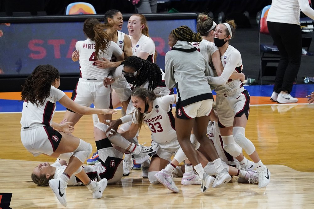Stanford Holds Off Arizona for First NCAA Women's Basketball Championship in 29 Years