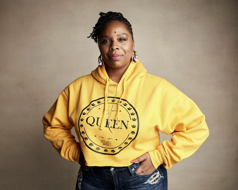 Black Lives Matter Co-founder Patrisse Cullors to Step Down Amid Criticism Over Finances and Transparency