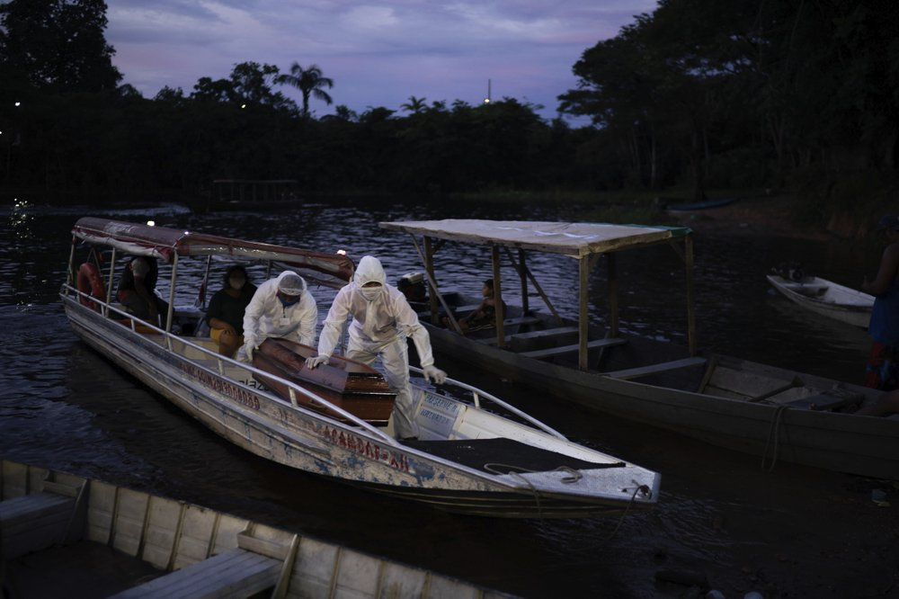 Even with physical evidence, some in Brazil's Amazon still in denial of death of loved one