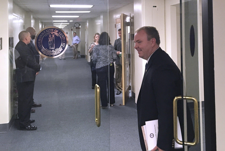 Kentucky House votes to legalize medical marijuana