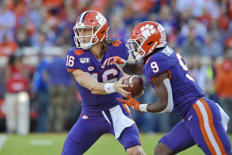 No 4 Clemson Visits Injury Depleted Nc State In Acc Play