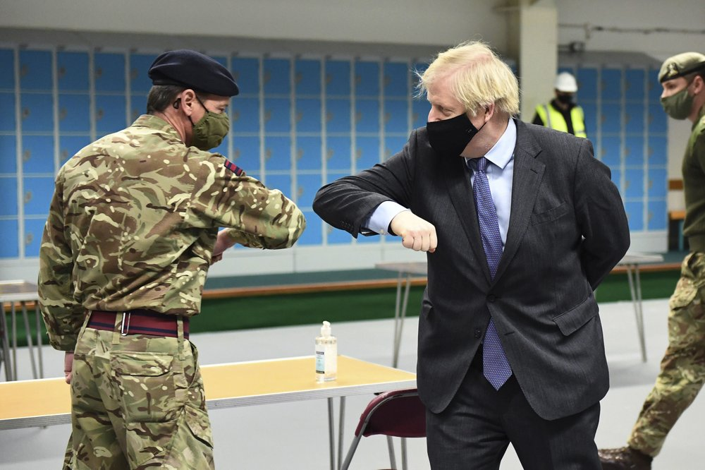 Boris Johnson faces criticism over Scotland trip during lockdown