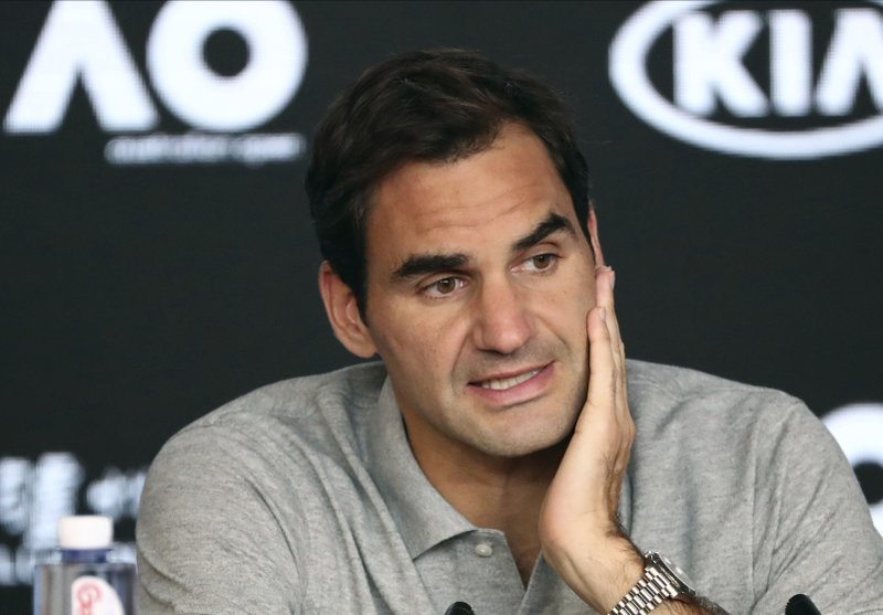 Roger Federer to sit out the remainder of 2020 tennis season because of a setback in his recovery from surgery on his right knee