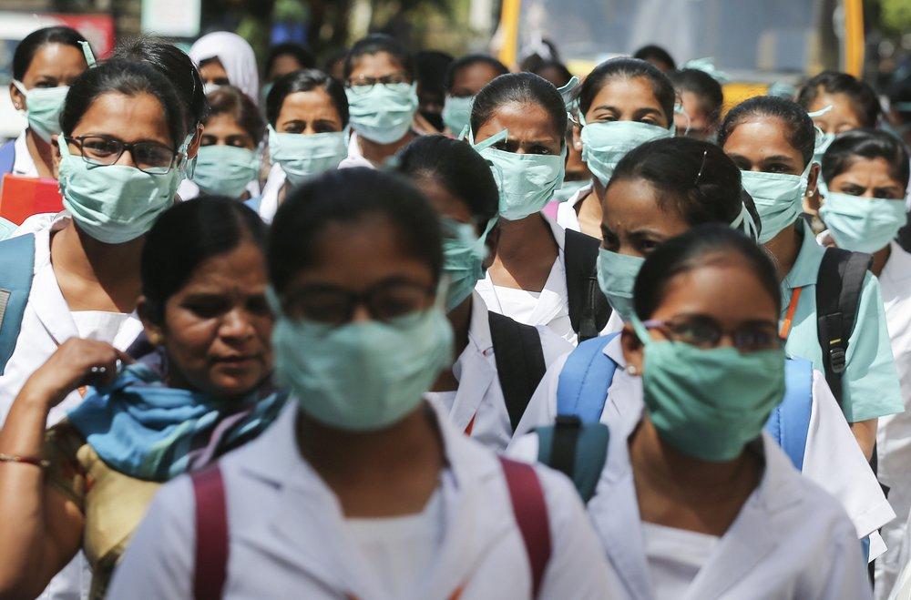 Tedros Adhanom Ghebreyesus, director-general of World Health Organization declines to declare virus outbreak pandemic despite its worldwide effect