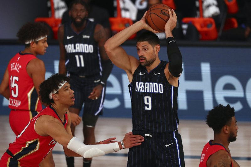 Magic Snap 5 Game Skid With 133 127 Victory Over Pelicans
