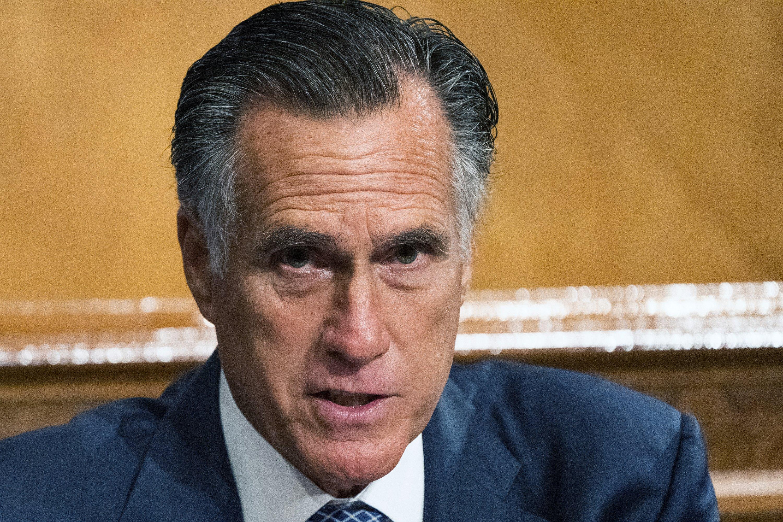 Romney says Biden probe 'not legitimate role of government'