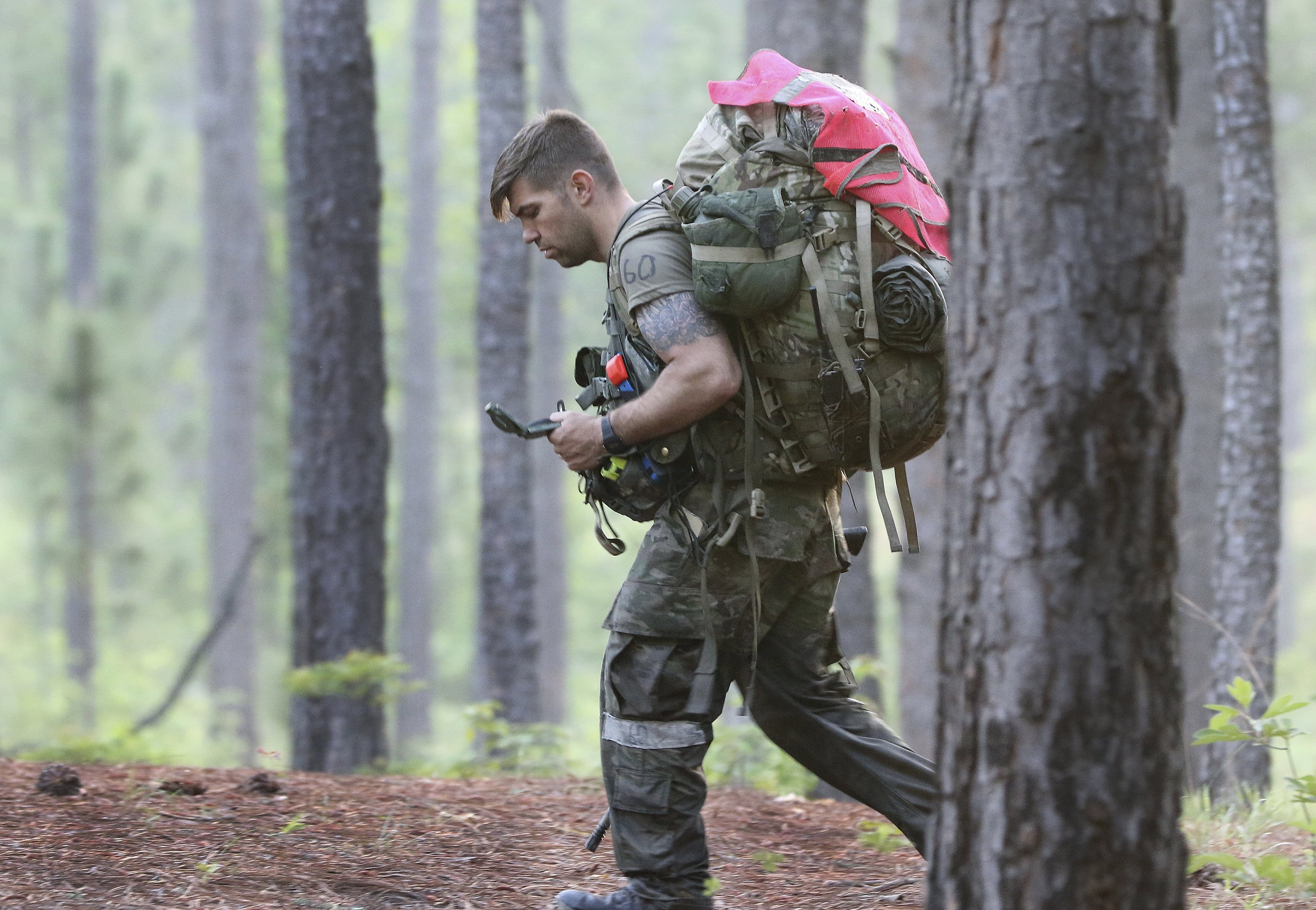 Big changes to grueling Special Forces course draw scrutiny...