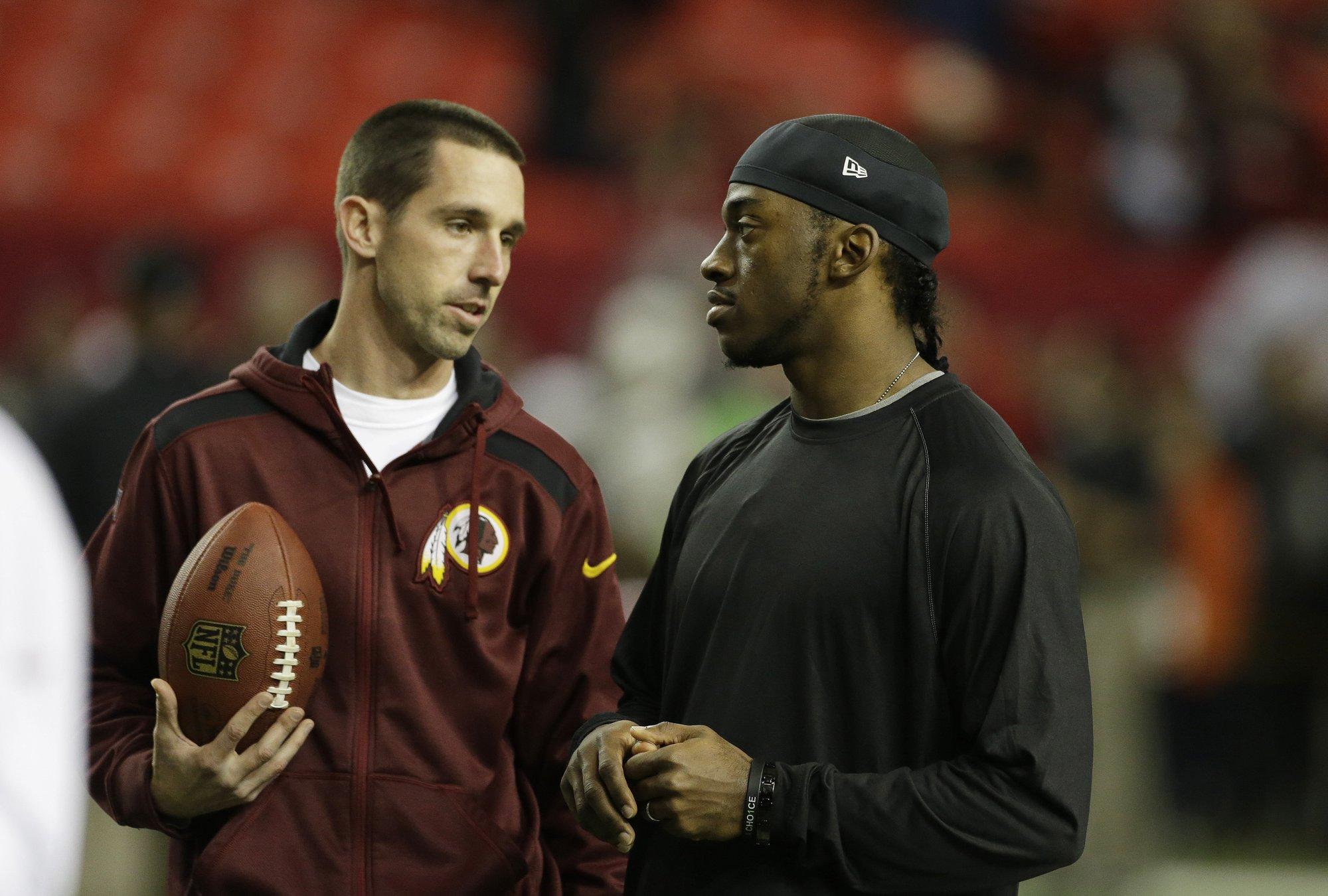 Shanahan returns to face Redskins as coach of unbeaten 49ers