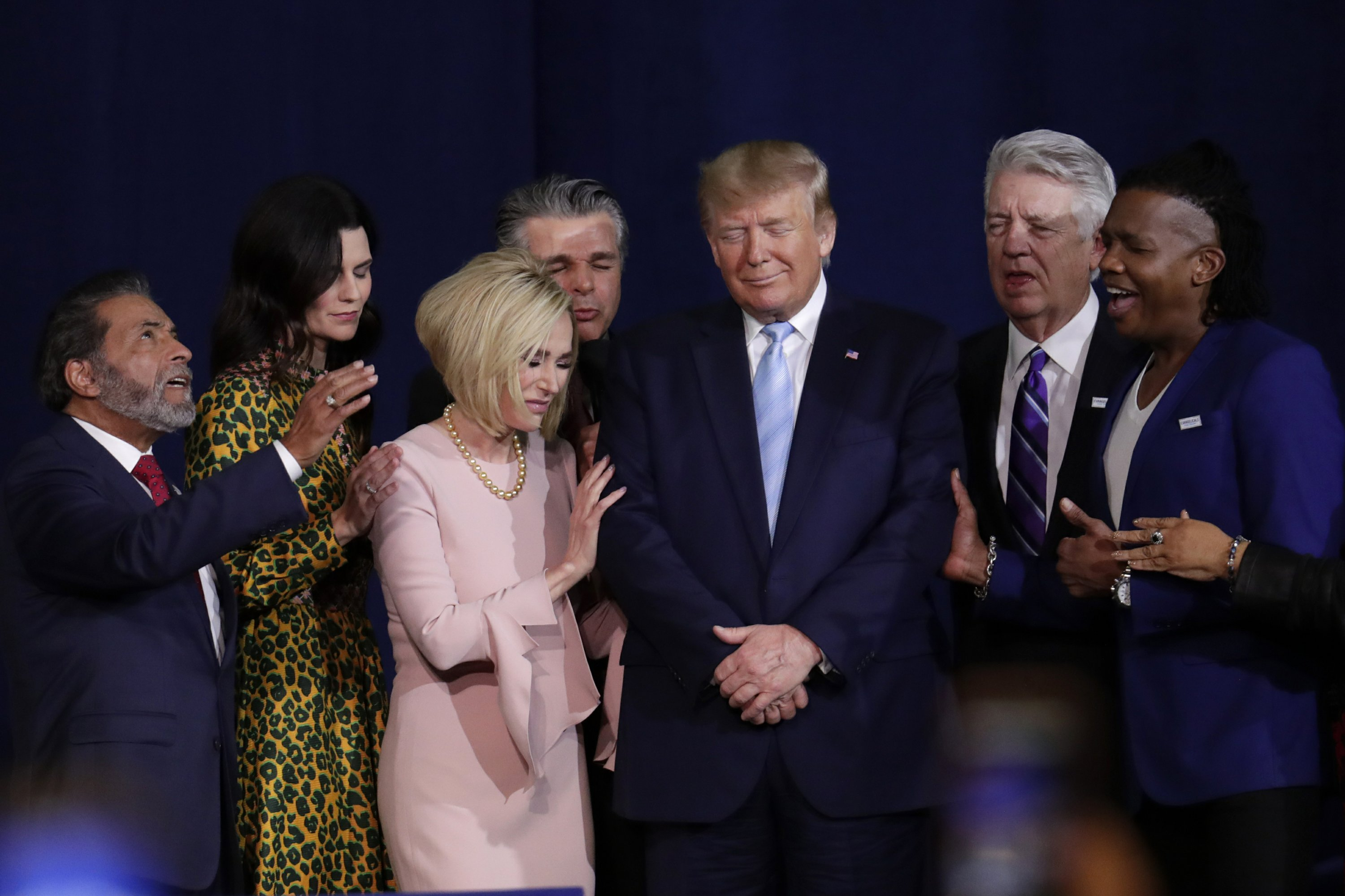 Evangelicals Who Stood by Trump in 2020 Election Still See Reasons to Celebrate Even If He Loses Re-election