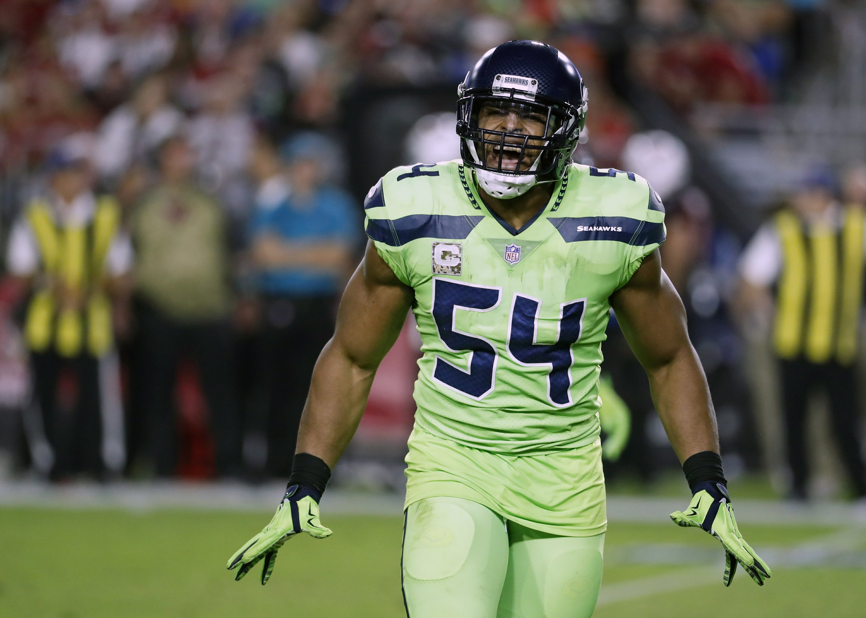 bobby wagner jersey