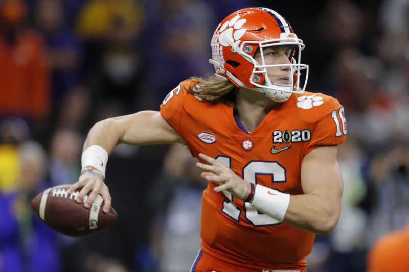 John Stonestreet and Roberto Rivera on Does Trevor Lawrence Have Too Much Character to be the NFL Draft's No. 1 Pick?