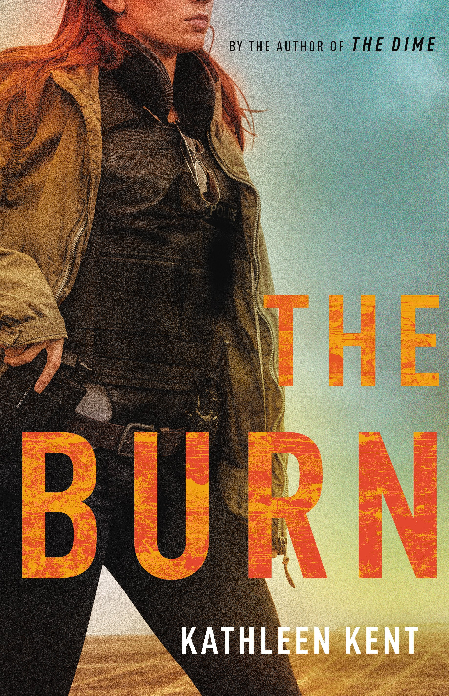 Review: Twists careen throughout Kathleen Kent's `The Burn'