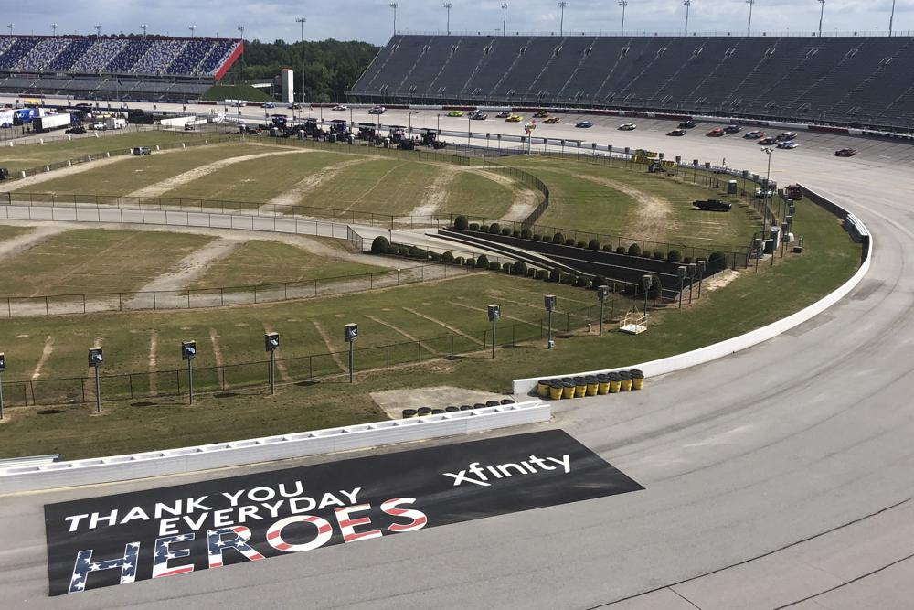 Thanks to NASCAR, sports fans  have a reason to celebrate