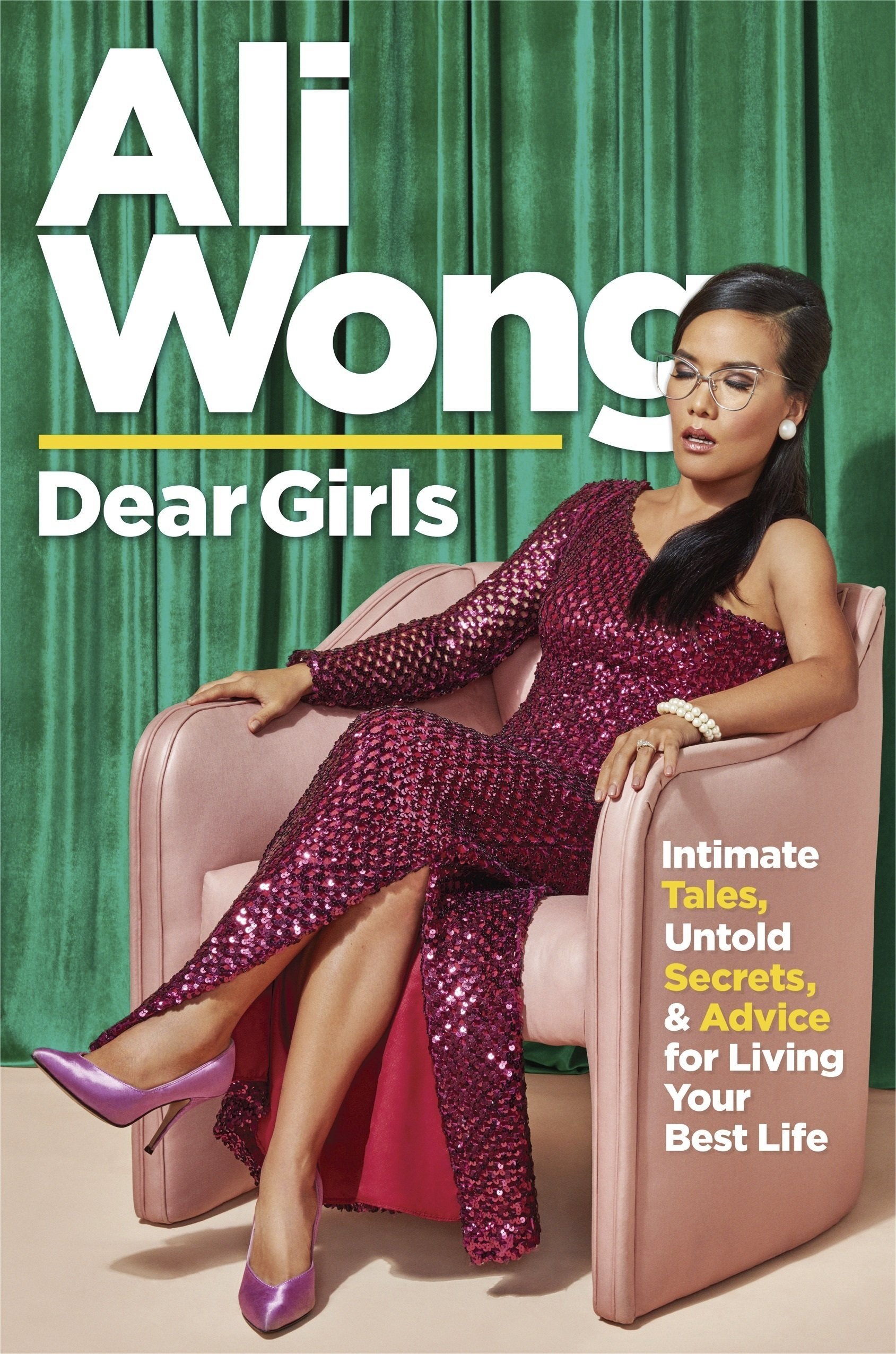 Ali Wong's Raunchy Humor Charms in 'Dear Girls'