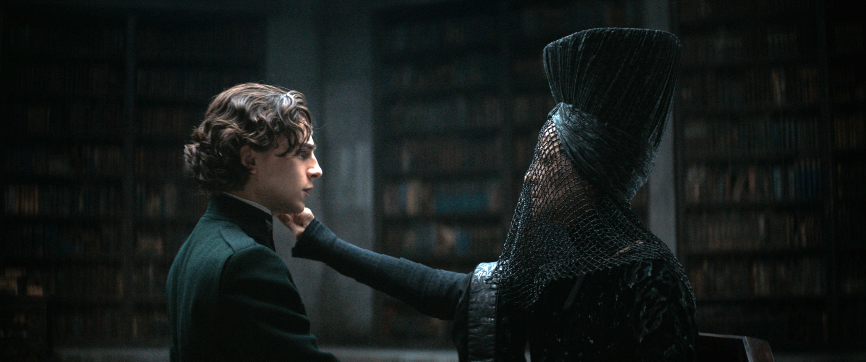 Despite hybrid release, 'Dune' draws well on the big screen