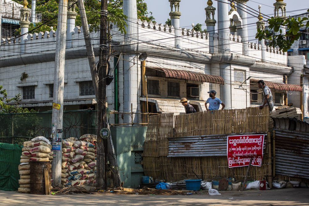 Myanmar construction magnate claims to have given half a million to deposed leader Aung San Suu Kyi
