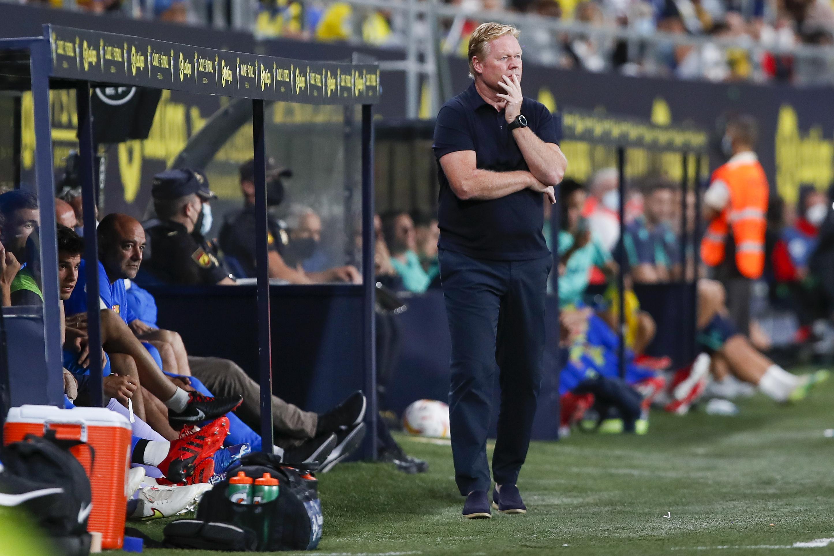 Laporta: Koeman conserva su puesto como técnico de Barcelona