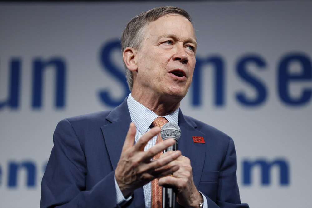 John Hickenlooper Likely to Leave the Race in the Democratic presidential primary