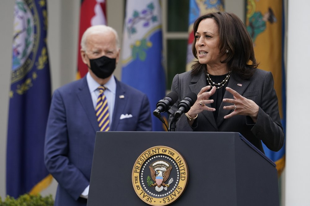 Vice president Kamala Harris' new project as point person on immigration comes with political risks
