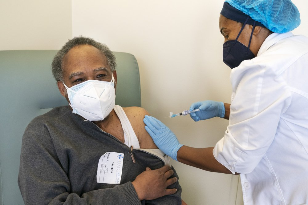 D.C health officials hoping that Black religious leaders, other pastors will serve as community influencers to overcome a persistent vaccine reluctance in the Black community