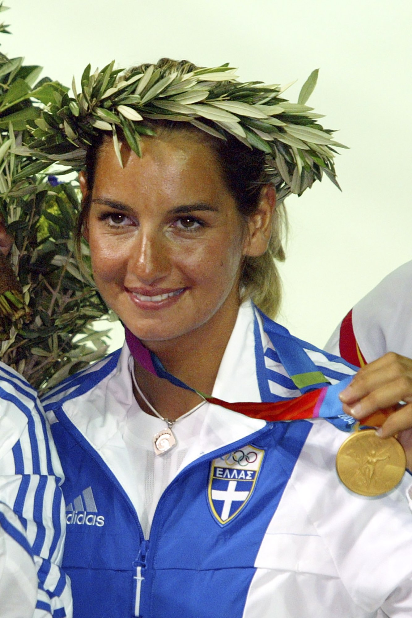 Olympic sailing champ says she was assaulted by official