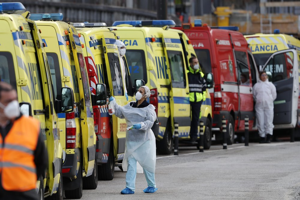 Coronavirus variant brings new outlook to Europe's pandemic