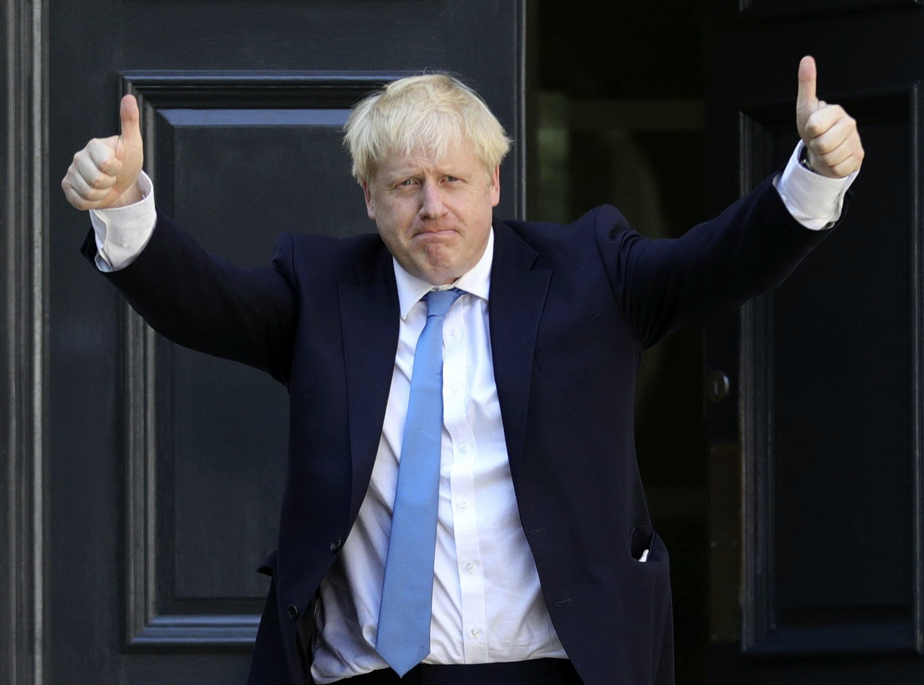 Boris Johnson chosen as new UK leader, now faces Brexit test