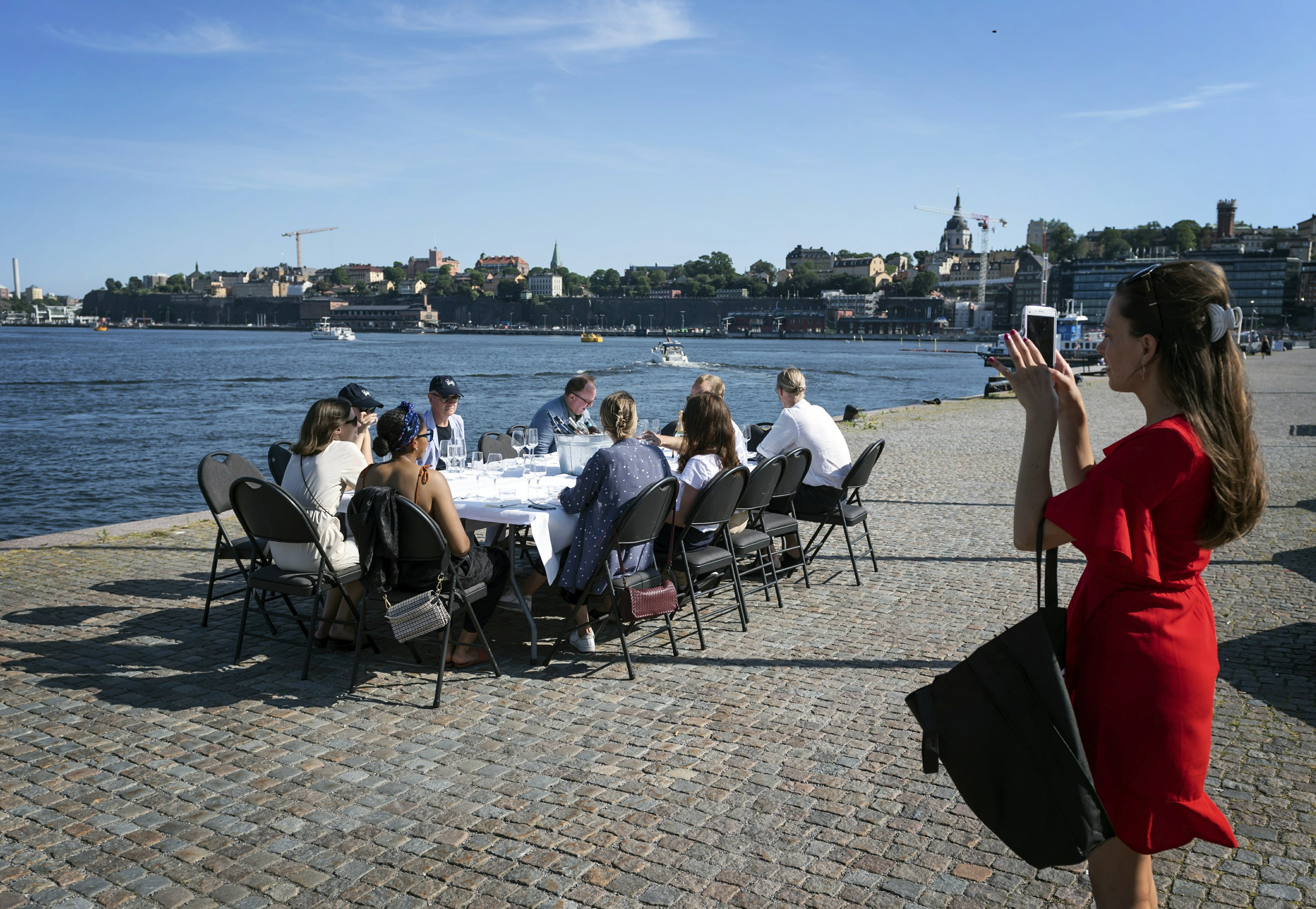 Sweden Spared Surge Of Virus Cases But Many Questions Remain
