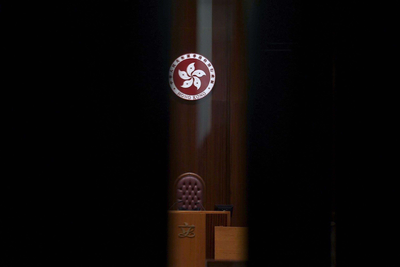 China-drafted electoral reform bill introduced in Hong Kong