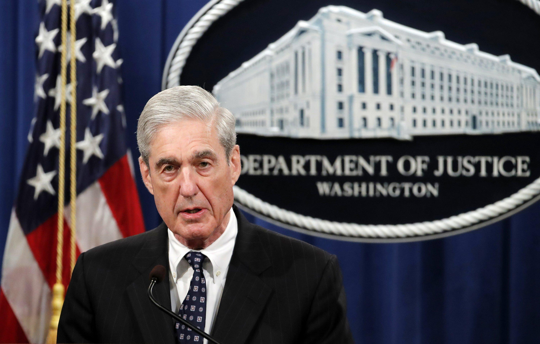 Mueller declares his Russia report did not exonerate Trump