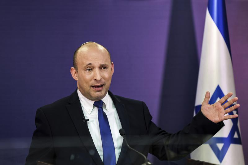 israel,Prime Minister Benjamin Netanyahu,naftali bennet,yamina party,harbouchanews