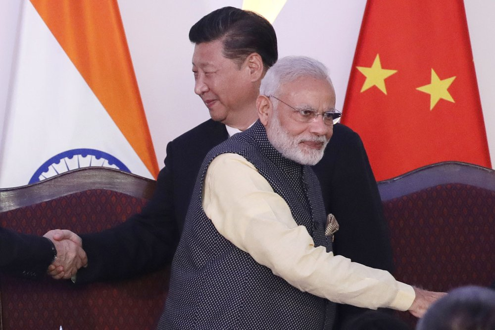 A look at the history and current tension relations between China and India
