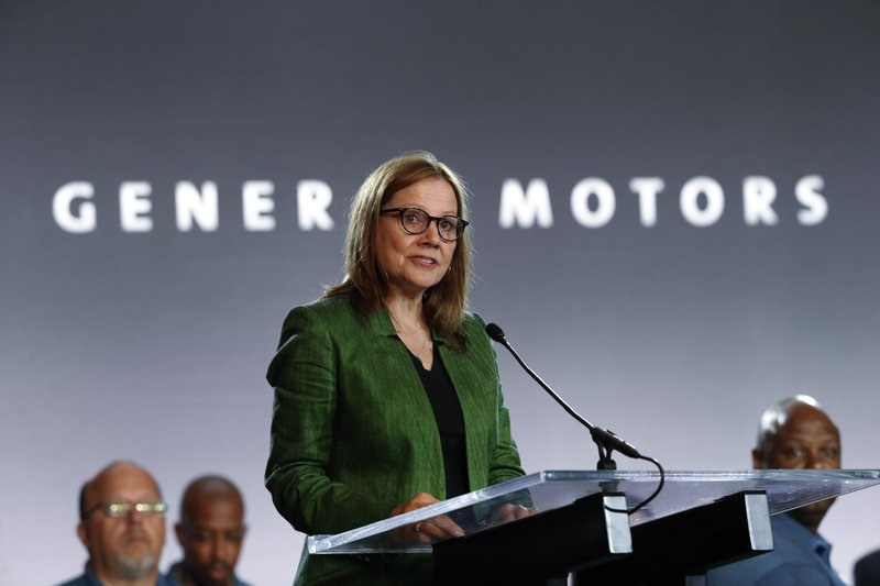 General Motors to side with California in pollution fight with Trump administration