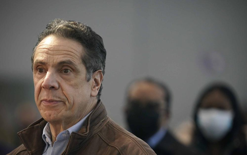 Current aide accuses Gov. Cuomo of sexual harassment in New York Times report
