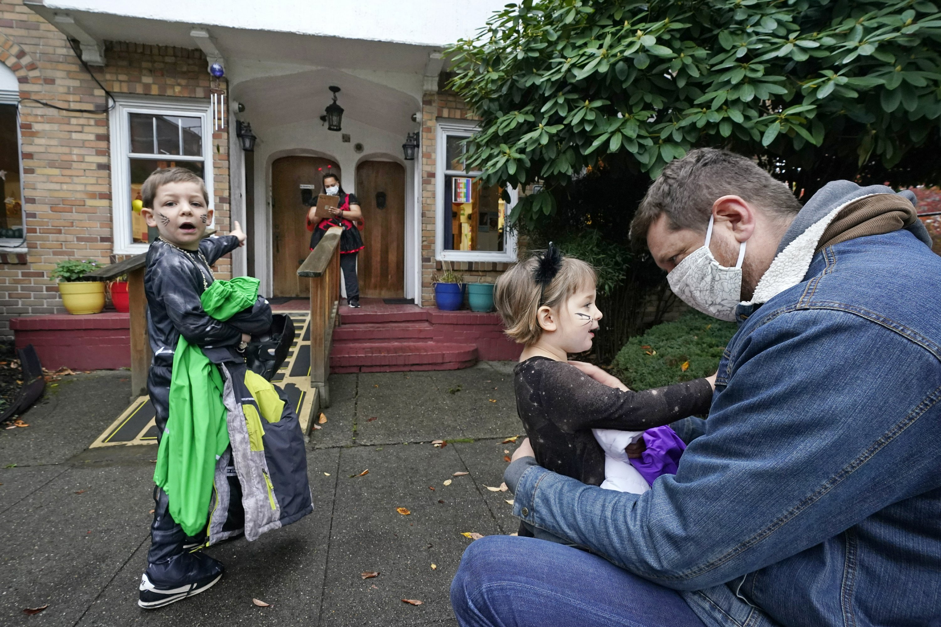 Families, day cares feel strain of new COVID-19 health rules