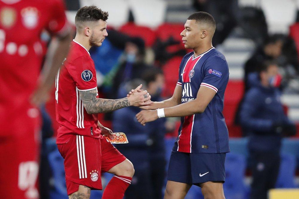 Last year's Champions League finalists – Bayern Munich and Paris Saint-Germain –  left off Super League plan
