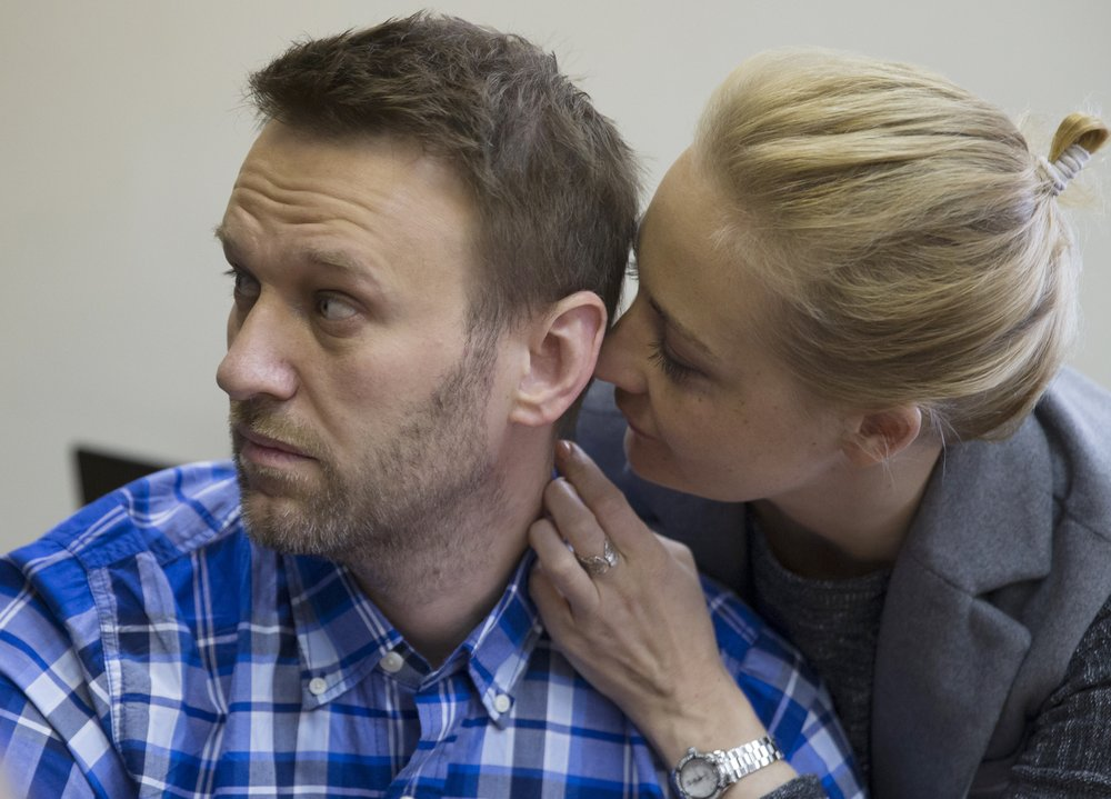 Alexei Navalny faces court that may place him in jail for years