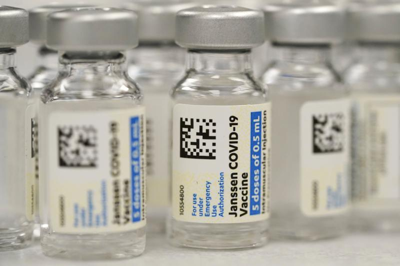 AP source: J&J doses to be released, but many will be tossed