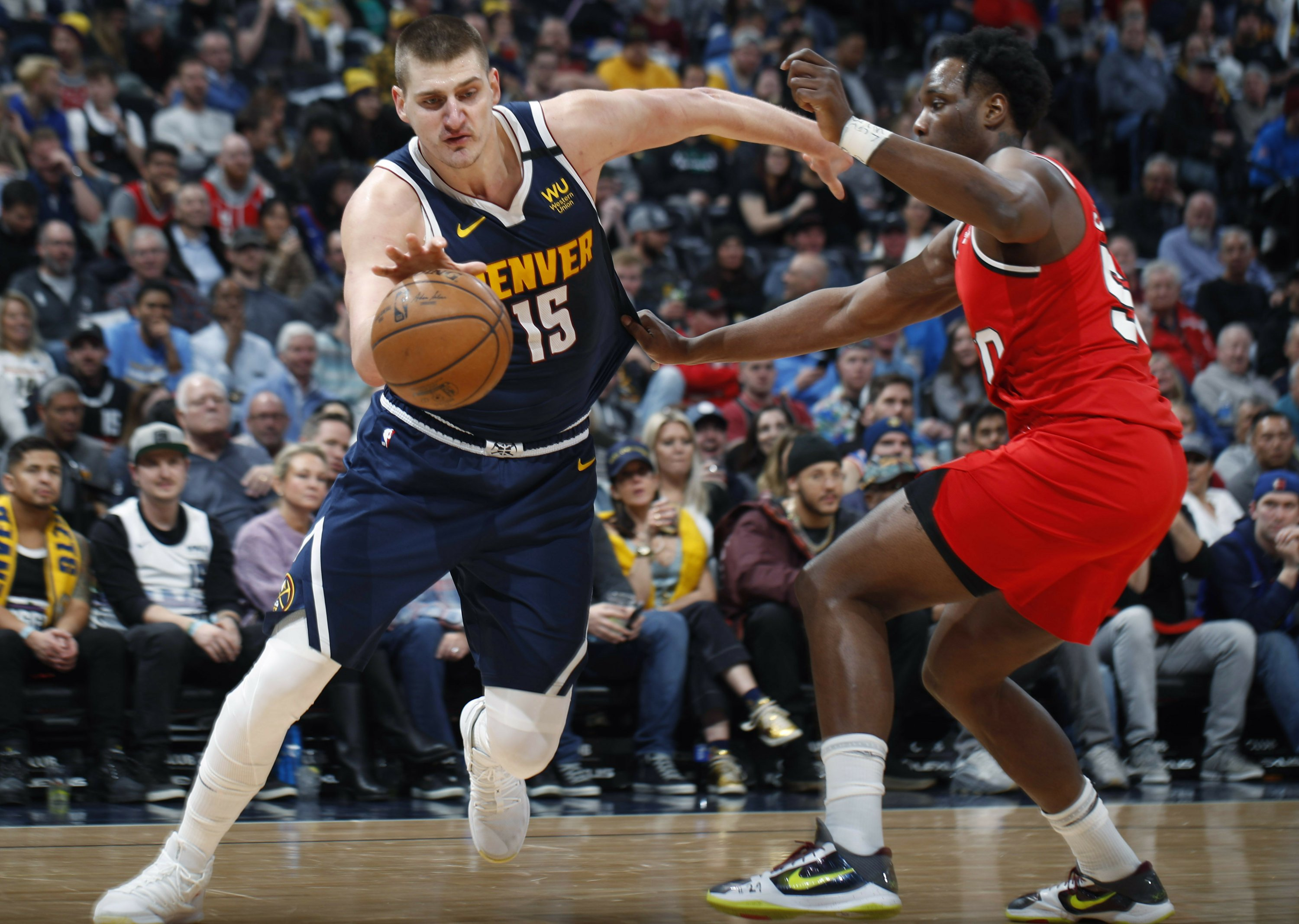 Leaner Version Of Jokic Ready To Carry Load For Nuggets