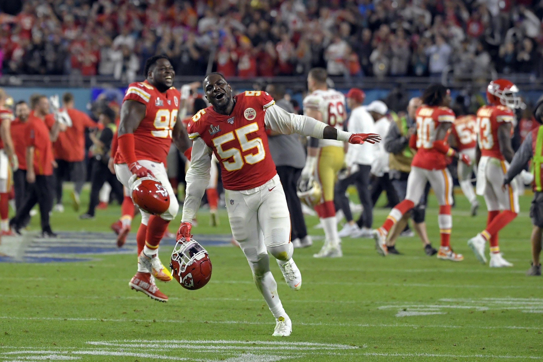 Chiefs defense comes through in Super Bowl triumph
