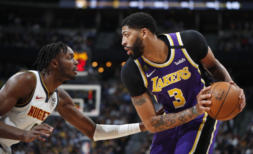Lakers' Davis back in hometown for All-Star Game