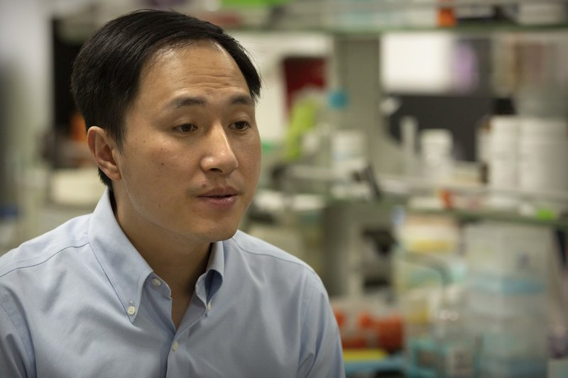 China sentences researchers for creating 1st gene-edited babies