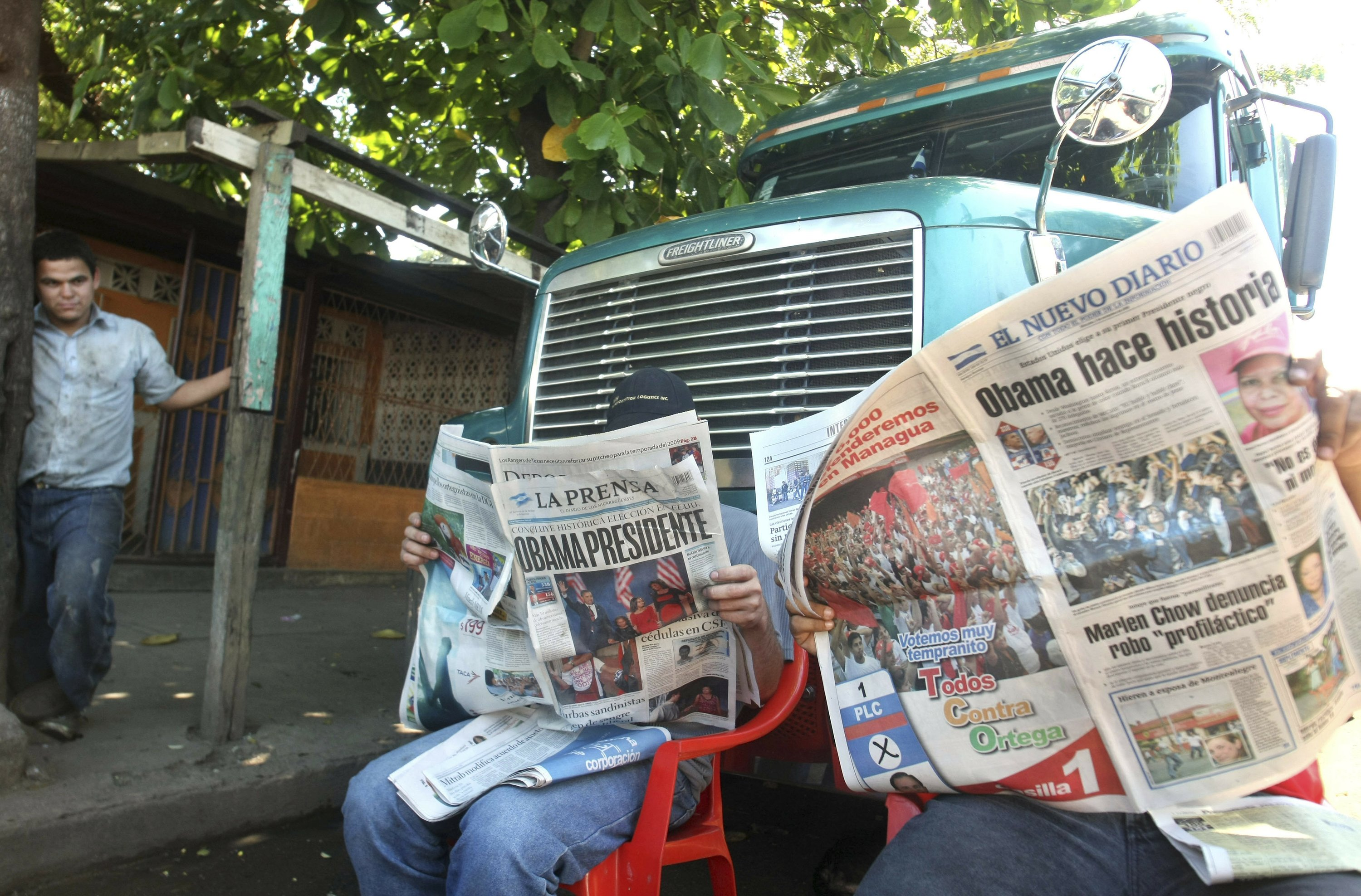 Nicaragua's Nuevo Diario paper stops printing after 39 years