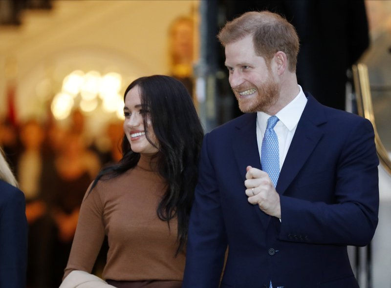 Harry and Meghan to Sit Down With Oprah for 'Intimate Conversation' on CBS