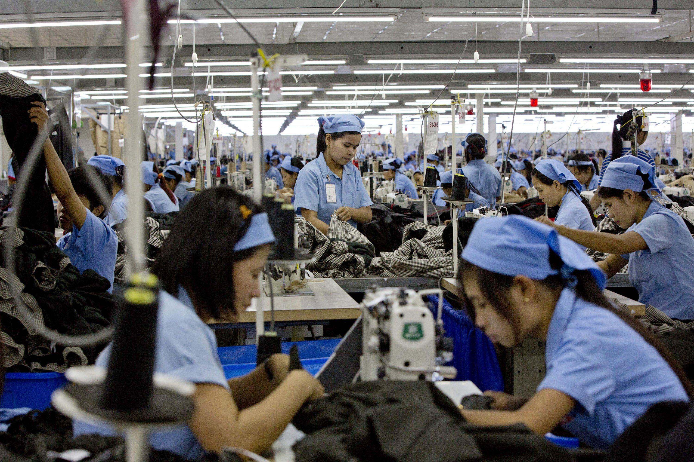 apnews.com: Myanmar garment workers urge global brands to denounce coup